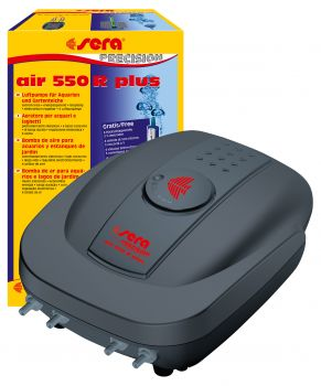 Sera air 550 Plus - Membranpumpe