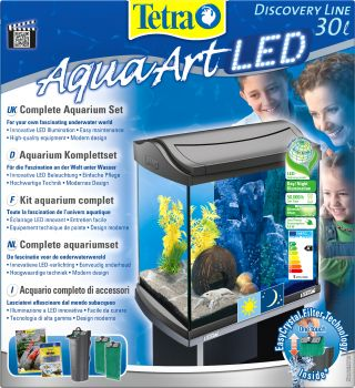 Tetra AquaArt LED 30L (CRAYFISH)