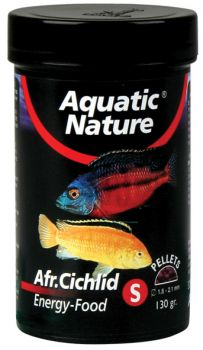 Aquatic Nature CICHLID FOOD ENERGY Small 320 ML