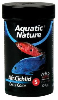 Aquatic Nature CICHLID FOOD EXCEL Small 320 ML