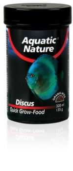 Aquatic Nature DISCUS FOOD Quick Grow  320 ML