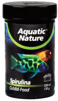 Aquatic Nature SPIRULINA FOOD 320 ML