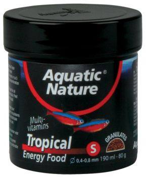 Aquatic Nature - TROPICAL FOOD ENERGY Small 190 ML
