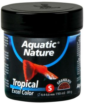Aquatic Nature - TROPICAL FOOD EXCEL Small 190 ML