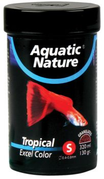 Aquatic Nature - TROPICAL FOOD EXCEL Small 320 ML